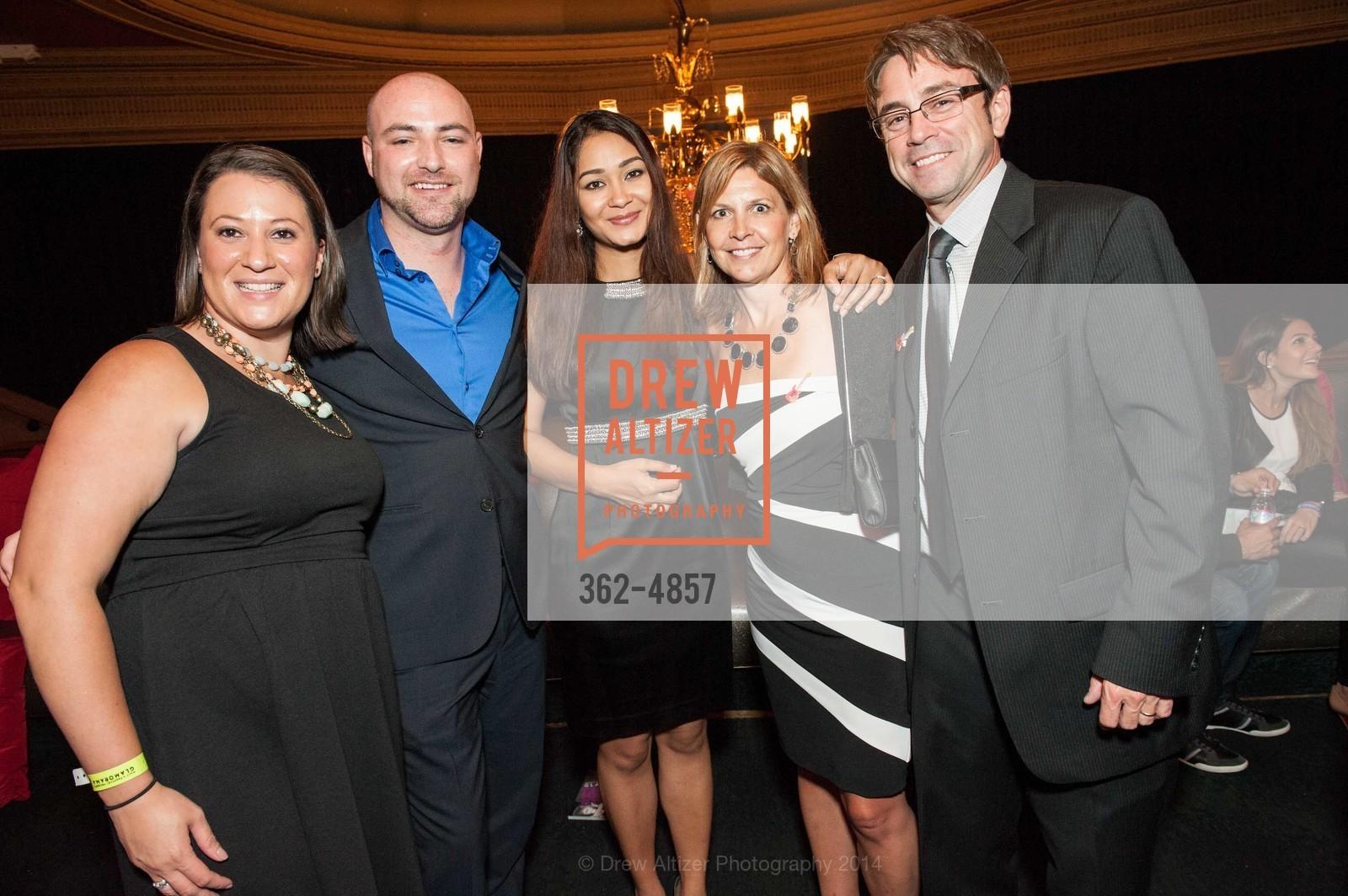 Olga Brezow, James O'Connor, Palladi Brua, Jenny Wilkie, Rob Lisch, Photo #362-4857