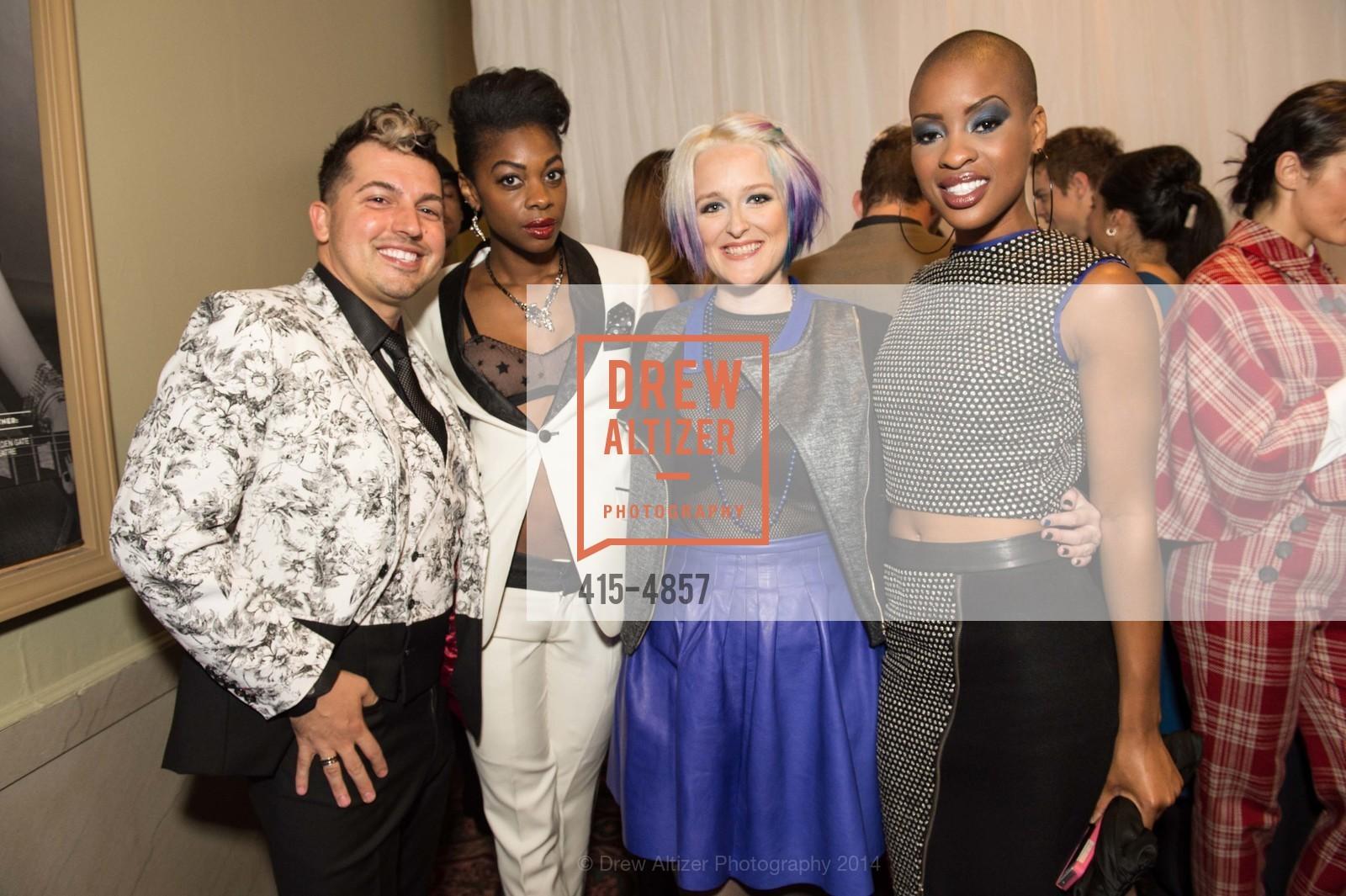 Jake Wall, Melissa Gray, Bethany Meuleners, Shaila Yvonne, Photo #415-4857
