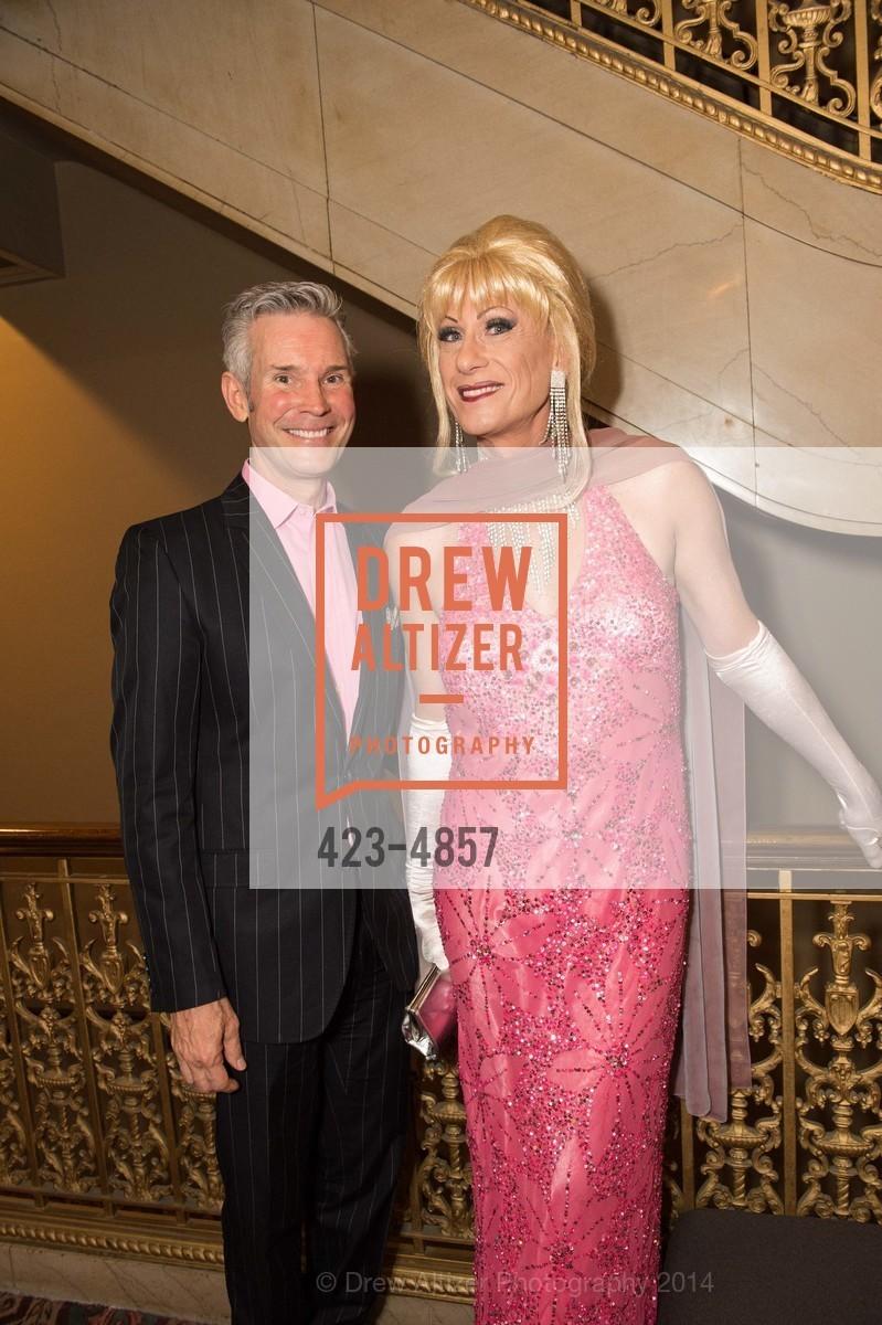 Jim Holloway, Donna Sachet, Photo #423-4857