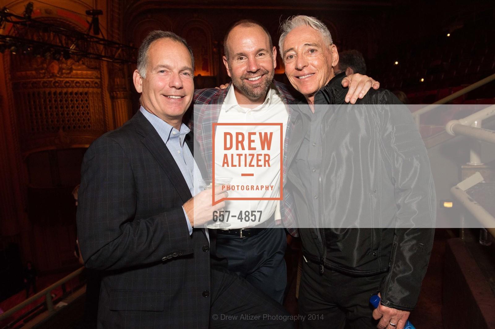 Kevin Shores, Owen Colaria, Dave Kerzner, Photo #657-4857