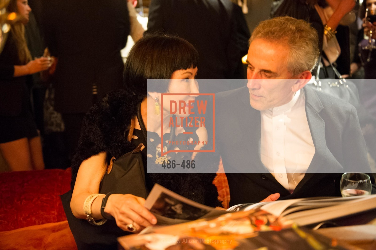 Amy Tan, Lou DeMattei, KEN FULK Presents All Fools Day, US. US, April 1st, 2014,Drew Altizer, Drew Altizer Photography, full-service agency, private events, San Francisco photographer, photographer california