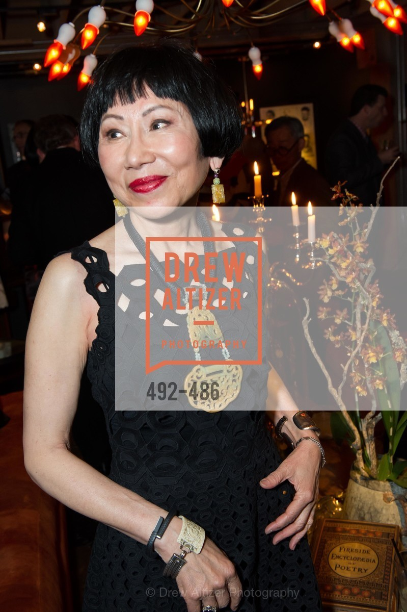 Amy Tan, KEN FULK Presents All Fools Day, US. US, April 1st, 2014,Drew Altizer, Drew Altizer Photography, full-service agency, private events, San Francisco photographer, photographer california