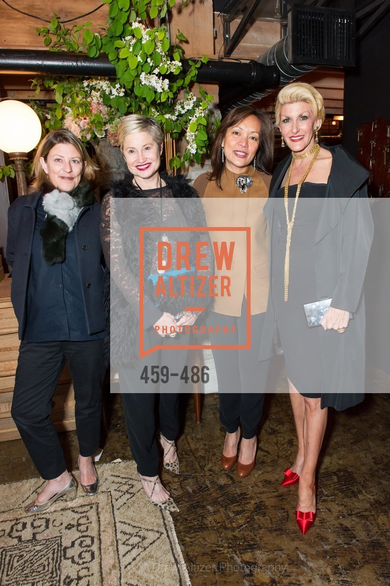 Julie Carlson, Heidi Godoff, Christine Salzner, Karen Caldwell, KEN FULK Presents All Fools Day, US. US, April 1st, 2014,Drew Altizer, Drew Altizer Photography, full-service agency, private events, San Francisco photographer, photographer california