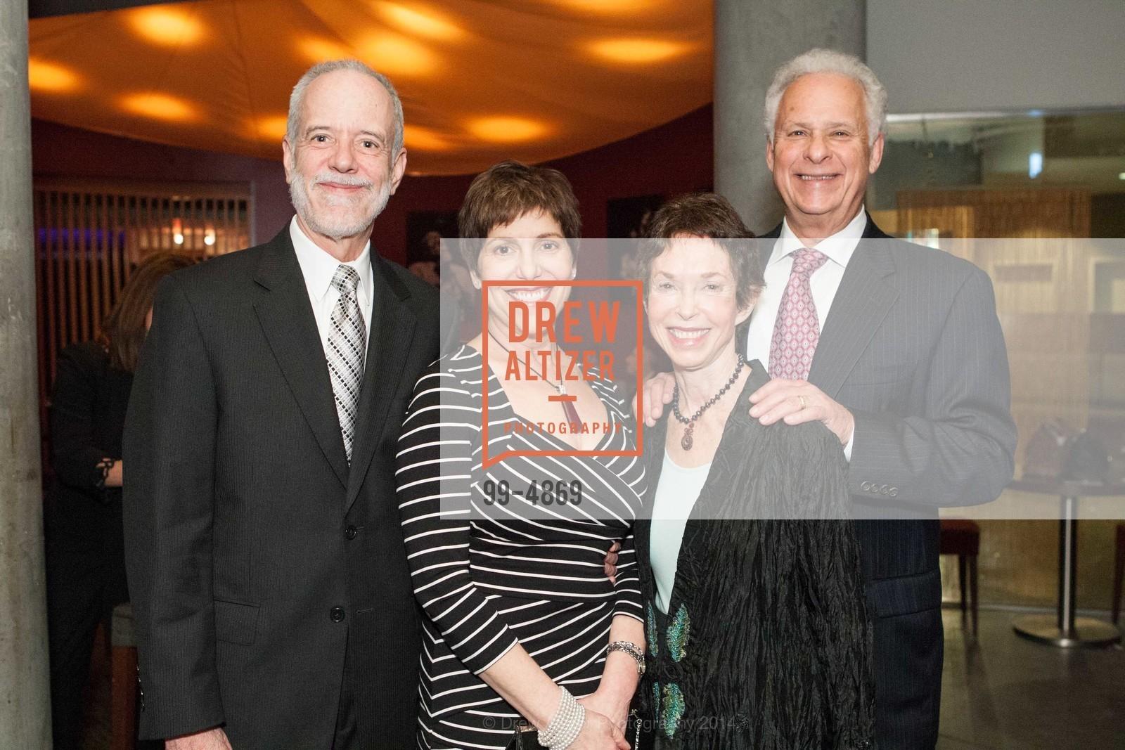 Bill Podger, Beth Podger, Susan Fisch, Ed Fisch, Photo #99-4869