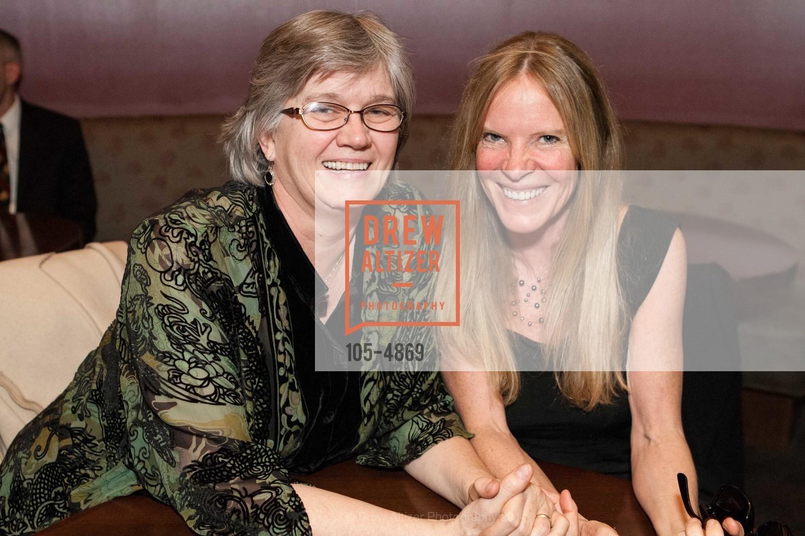 Peggy Rock, Kris Brewer, Photo #105-4869