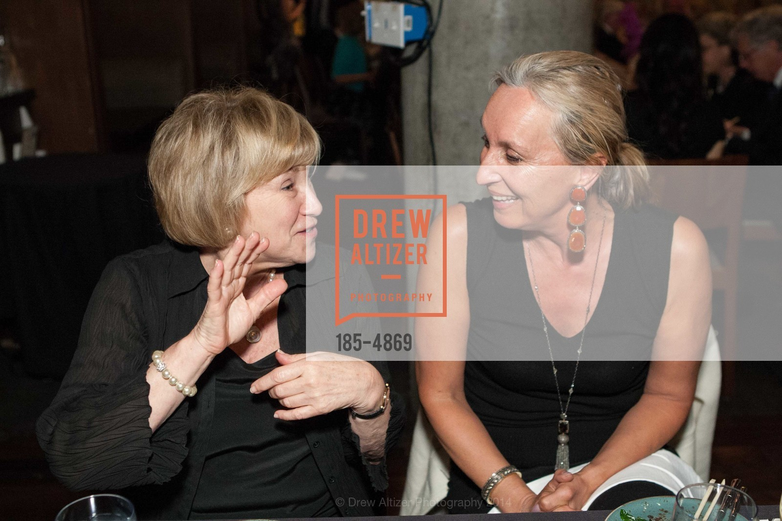 Marlene Siminow, Barbara Marienthal, Photo #185-4869