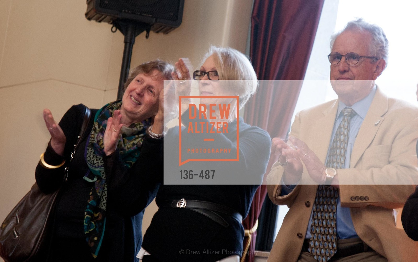 Mary DeMay, Millicent Buxton-Smith, David Smith, Campaign Launch - David E. Smith, MD Medical Clinic, US. US, April 1st, 2014,Drew Altizer, Drew Altizer Photography, full-service agency, private events, San Francisco photographer, photographer california