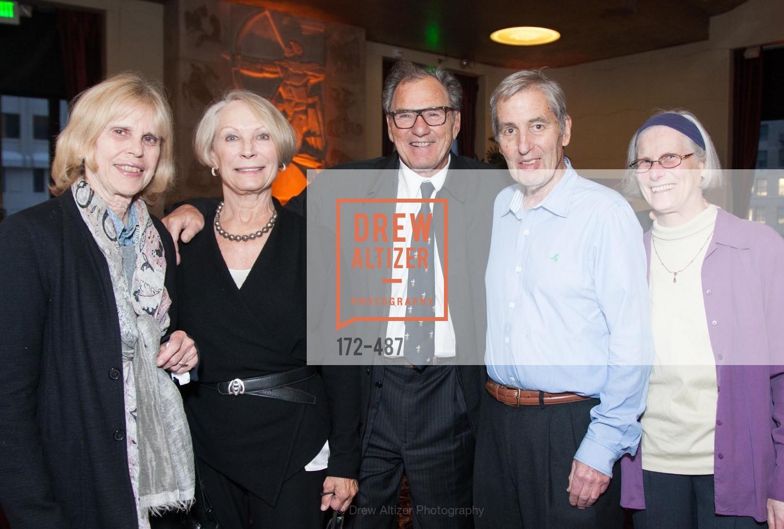 Tania Stepanian, Millicent Buxton-Smith, Michael Stepanian, Elliott Buch Zucker, Leigh Davidson, Campaign Launch - David E. Smith, MD Medical Clinic, US. US, April 1st, 2014,Drew Altizer, Drew Altizer Photography, full-service agency, private events, San Francisco photographer, photographer california