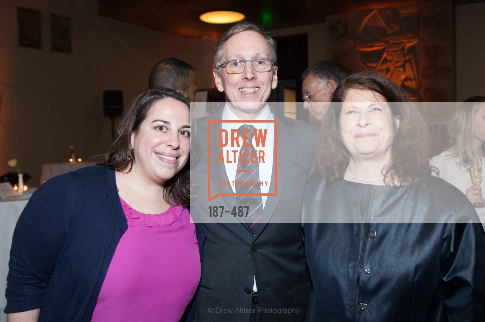 Lauren Kahn, Bill Gilmore, Kathryn Holmes, Campaign Launch - David E. Smith, MD Medical Clinic, US. US, April 1st, 2014,Drew Altizer, Drew Altizer Photography, full-service agency, private events, San Francisco photographer, photographer california