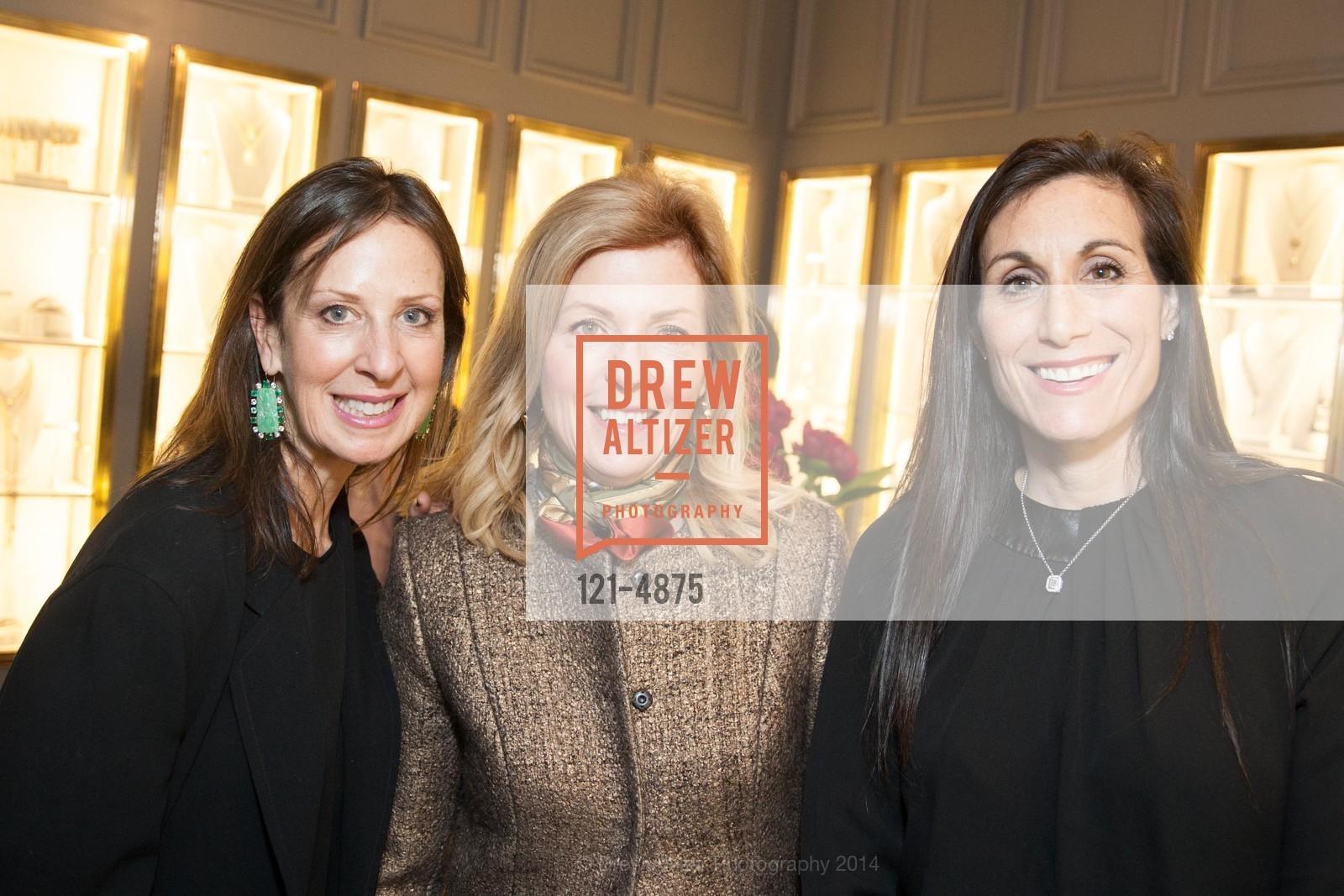 Jessica Weil, Alla Bennett, Nicole Zeff, Photo #121-4875
