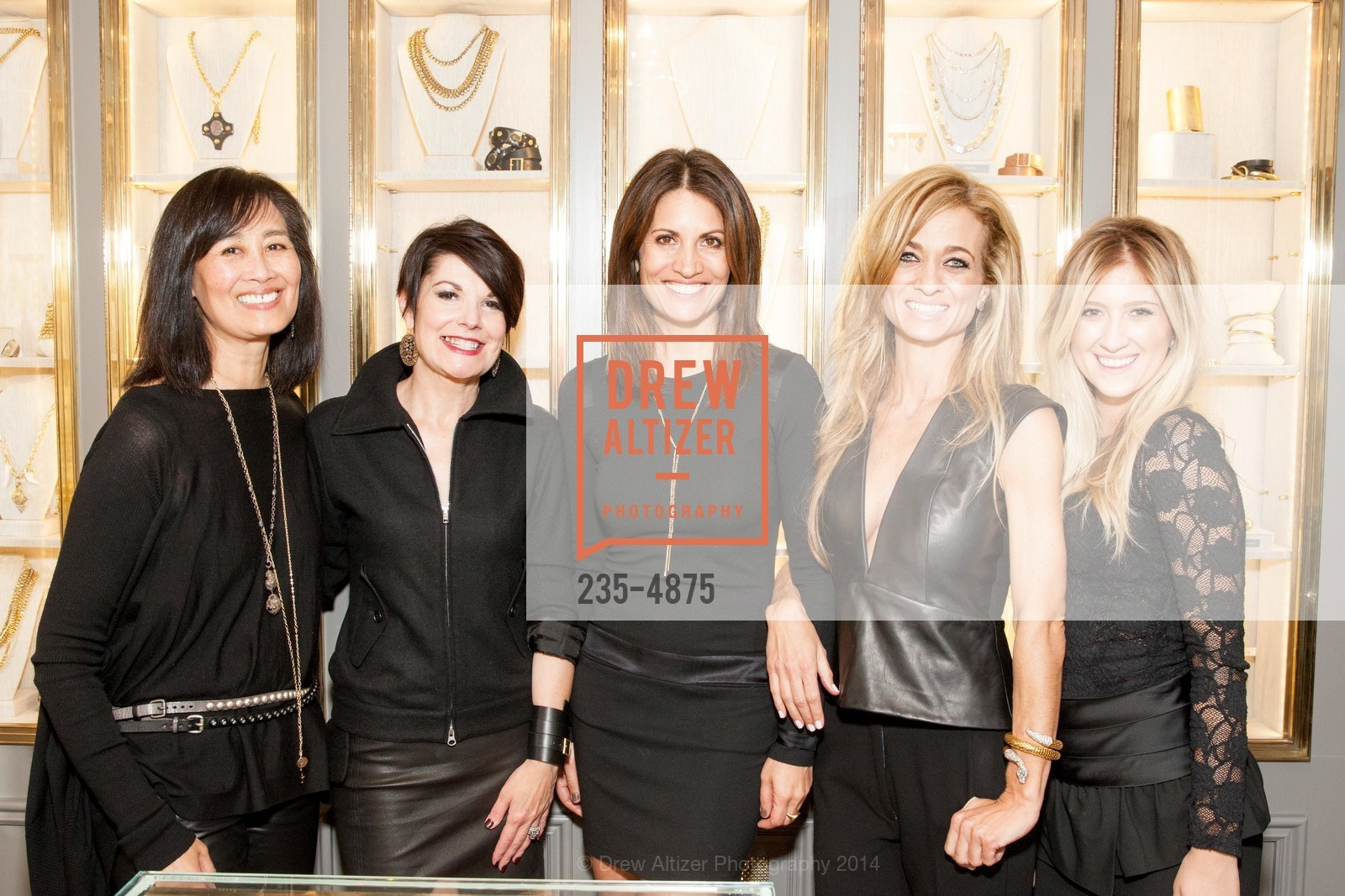 Shirley Liu, Kellie Phinney, Miranda Abrams, Kary Chendo, Mazie Sherwood, Photo #235-4875