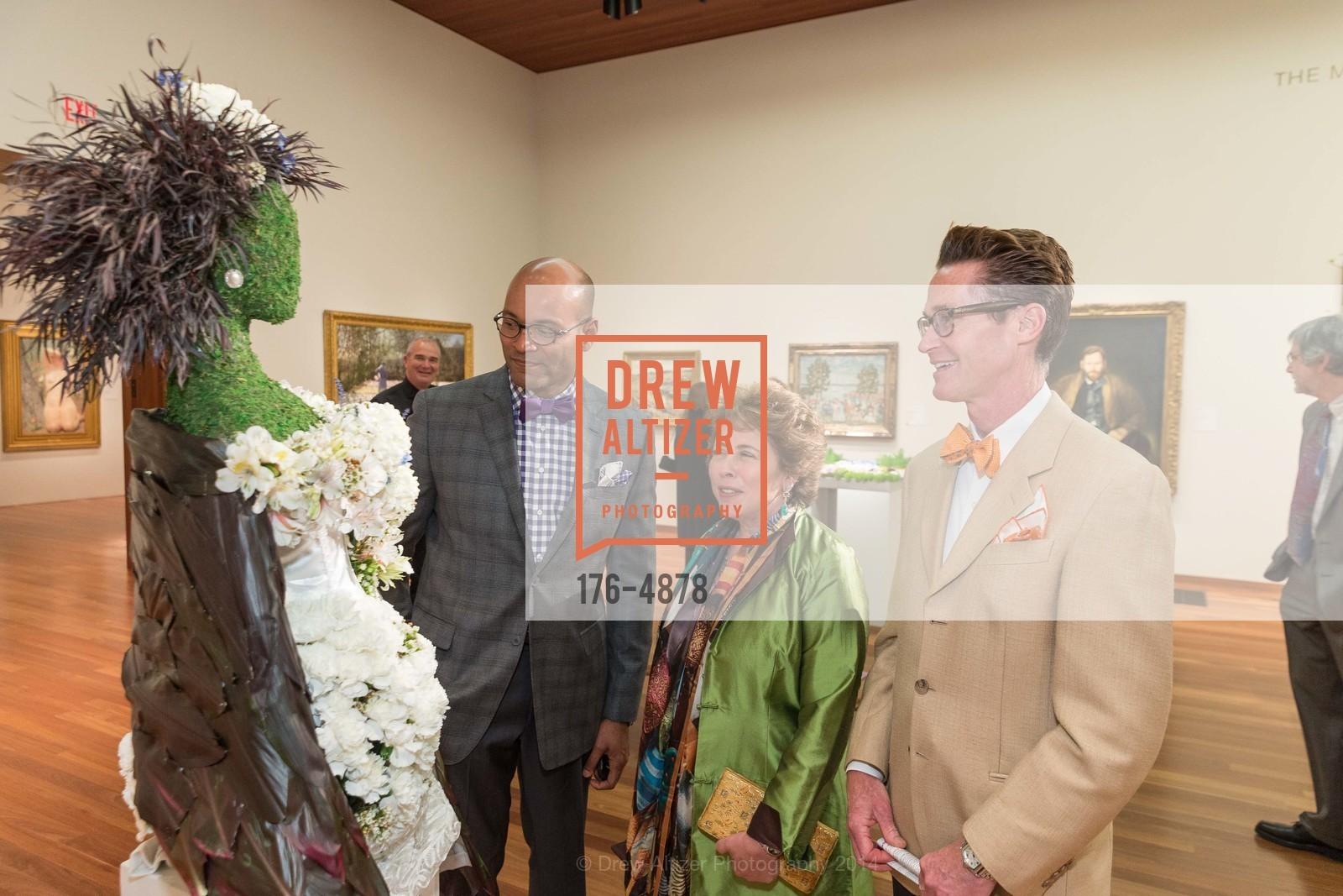 Derek Barnes, Carrie Harris, Ted Hiscox, Photo #176-4878
