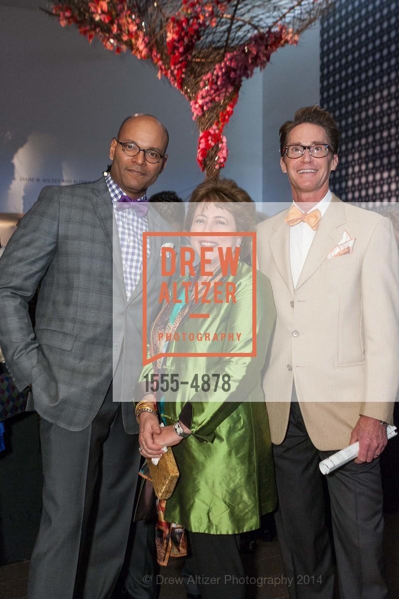 Derek Barnes, Carrie Harris, Ted Hiscox, Photo #1555-4878