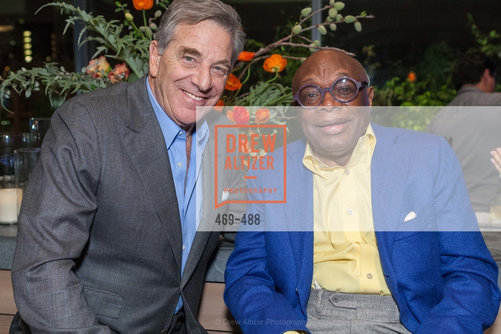 Paul Pelosi, Willie Brown, SONYA MOLODETSKAYA's Birthday Party, US. The Battery Penthouse, April 1st, 2014,Drew Altizer, Drew Altizer Photography, full-service event agency, private events, San Francisco photographer, photographer California