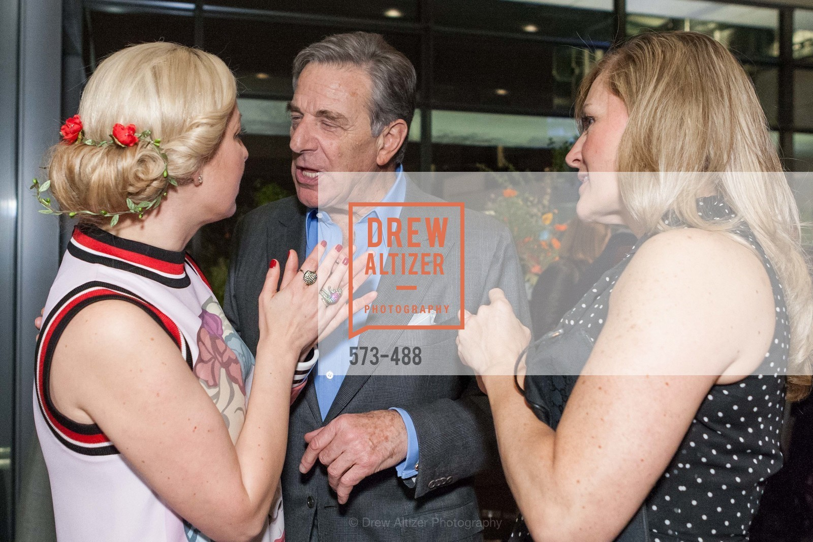 Sonya Molodetskaya, Paul Pelosi, Fabiola Gascon, SONYA MOLODETSKAYA's Birthday Party, US. The Battery Penthouse, April 1st, 2014