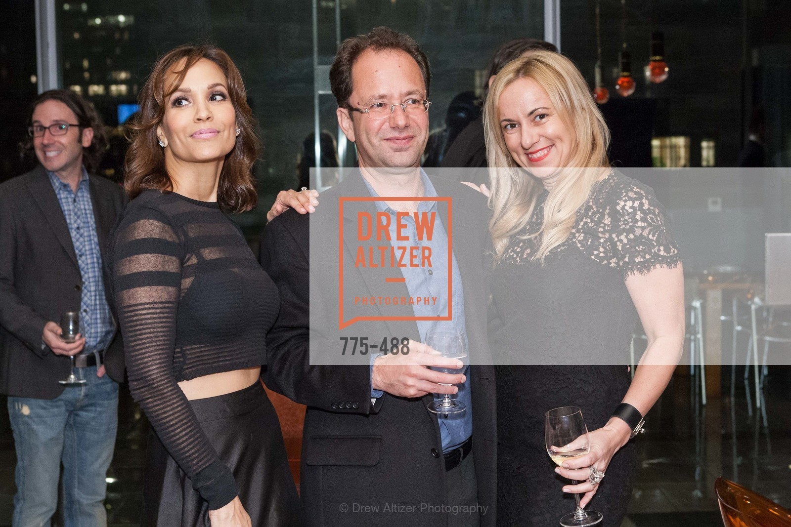 Lora DuBain, Arkady Erlikhman, Irina Vemchenko, SONYA MOLODETSKAYA's Birthday Party, US. The Battery Penthouse, April 1st, 2014,Drew Altizer, Drew Altizer Photography, full-service agency, private events, San Francisco photographer, photographer california