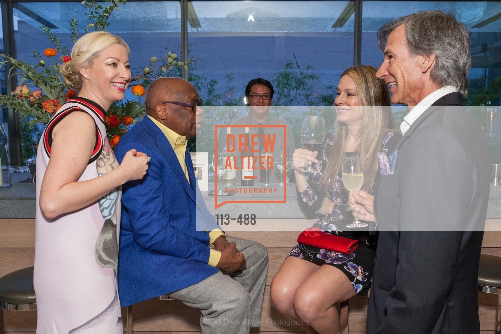 Sonya Molodetskaya, Willie Brown, Carolyne Zinko, Dan Diegues, SONYA MOLODETSKAYA's Birthday Party, US. The Battery Penthouse, April 1st, 2014,Drew Altizer, Drew Altizer Photography, full-service agency, private events, San Francisco photographer, photographer california
