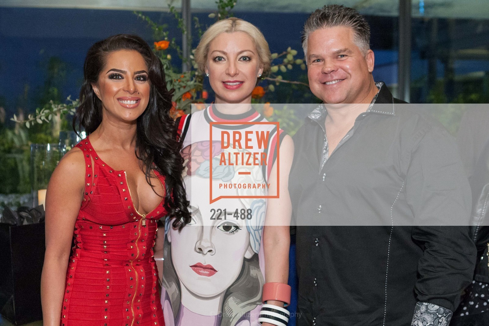 Molly Noorzai, Sonya Molodetskaya, Bruce Vereschuk, SONYA MOLODETSKAYA's Birthday Party, US. The Battery Penthouse, April 1st, 2014,Drew Altizer, Drew Altizer Photography, full-service agency, private events, San Francisco photographer, photographer california