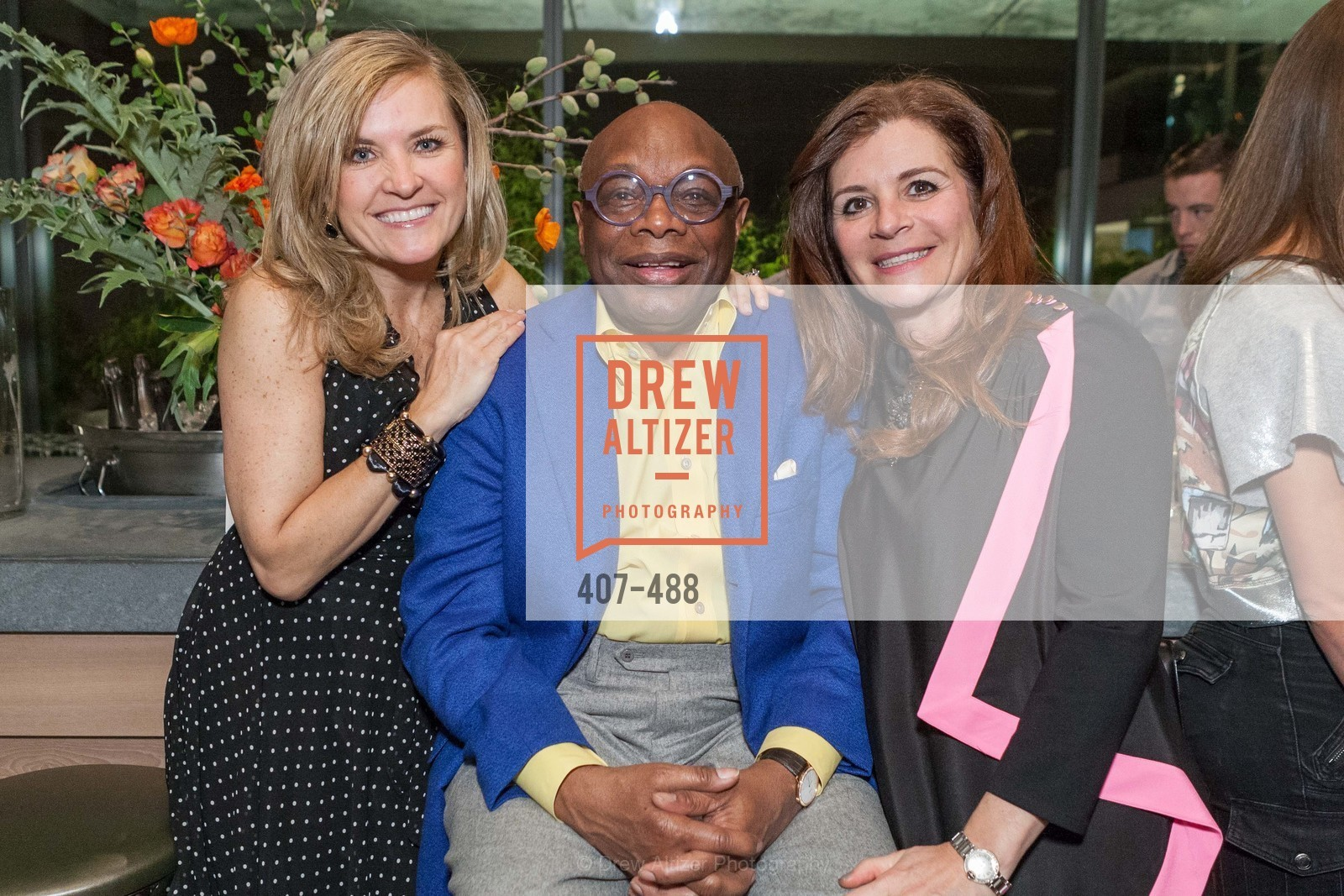 Fabiola Gascon, Willie Brown, Farah Makras, SONYA MOLODETSKAYA's Birthday Party, US. The Battery Penthouse, April 1st, 2014,Drew Altizer, Drew Altizer Photography, full-service agency, private events, San Francisco photographer, photographer california