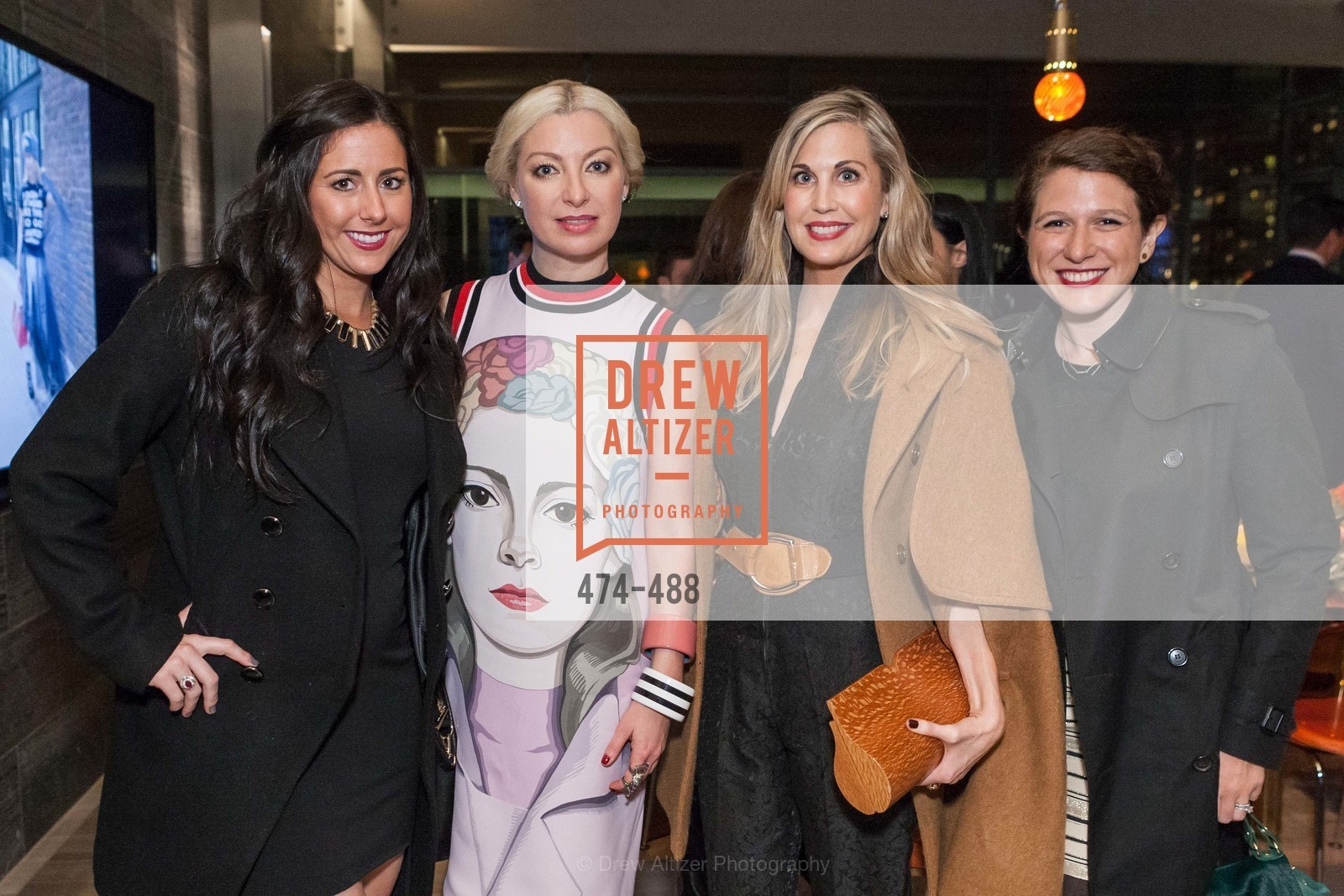 Brittany Welby, Sonya Molodetskaya, Heidi Pettit, Alex Apatoff, SONYA MOLODETSKAYA's Birthday Party, US. The Battery Penthouse, April 1st, 2014,Drew Altizer, Drew Altizer Photography, full-service agency, private events, San Francisco photographer, photographer california