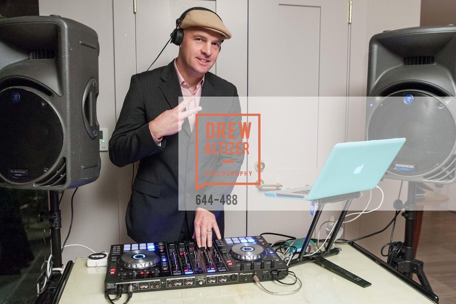 DJ J Boogie, SONYA MOLODETSKAYA's Birthday Party, US. The Battery Penthouse, April 1st, 2014,Drew Altizer, Drew Altizer Photography, full-service agency, private events, San Francisco photographer, photographer california