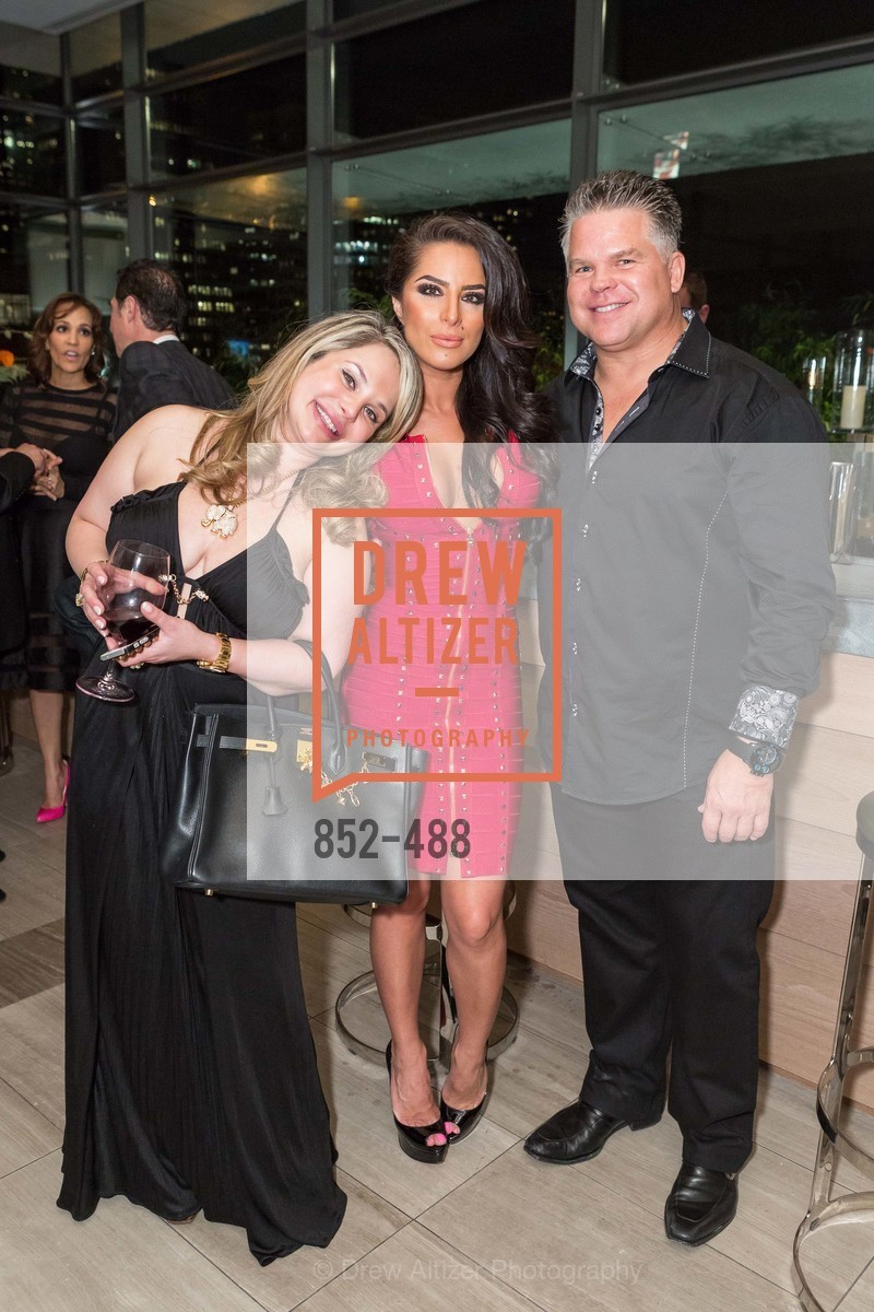 Rada Katz, Molly Noorzai, Bruce Vereschuk, SONYA MOLODETSKAYA's Birthday Party, US. The Battery Penthouse, April 1st, 2014,Drew Altizer, Drew Altizer Photography, full-service agency, private events, San Francisco photographer, photographer california