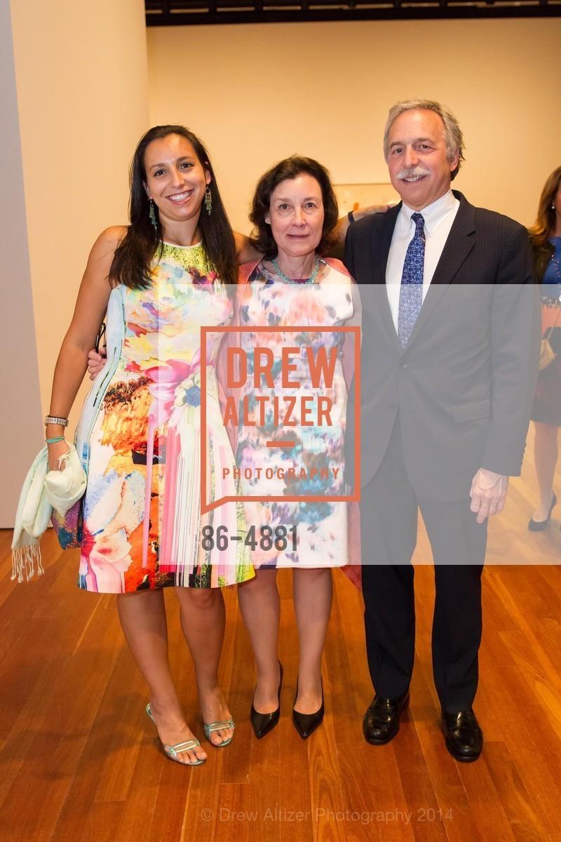 Marte Meyerhoff, Lene Sroch-Meyerhoff, John Meyerhoff, Photo #86-4881