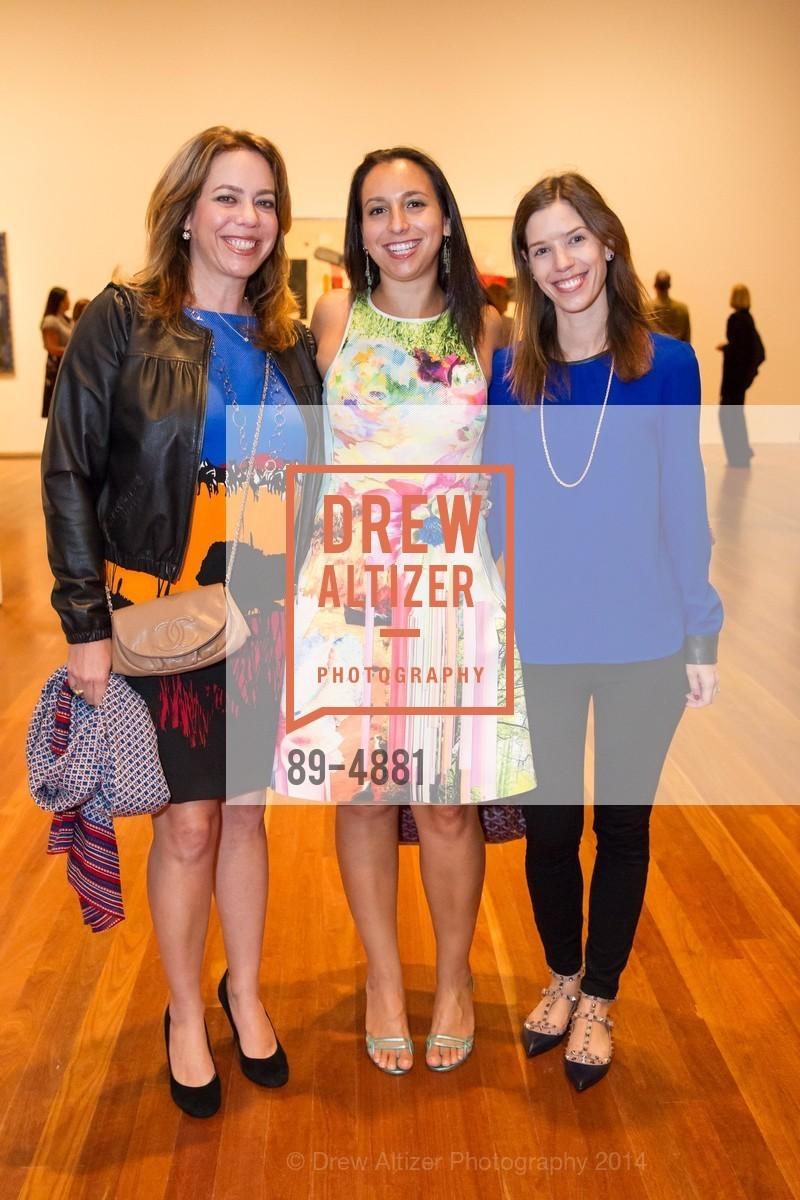 Vanessa Steinberg, Marte Meyerhoff, Julie Luker, Photo #89-4881