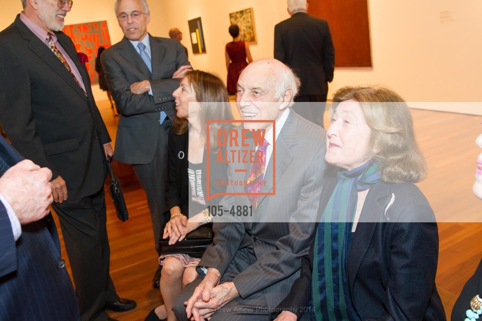 Rosalind Greene, Robert Meyerhoff, Jane Meyerhoff, Photo #105-4881
