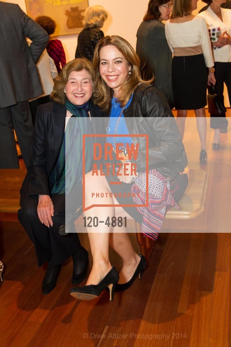 Jane Meyerhoff, Vanessa Steinberg, Photo #120-4881