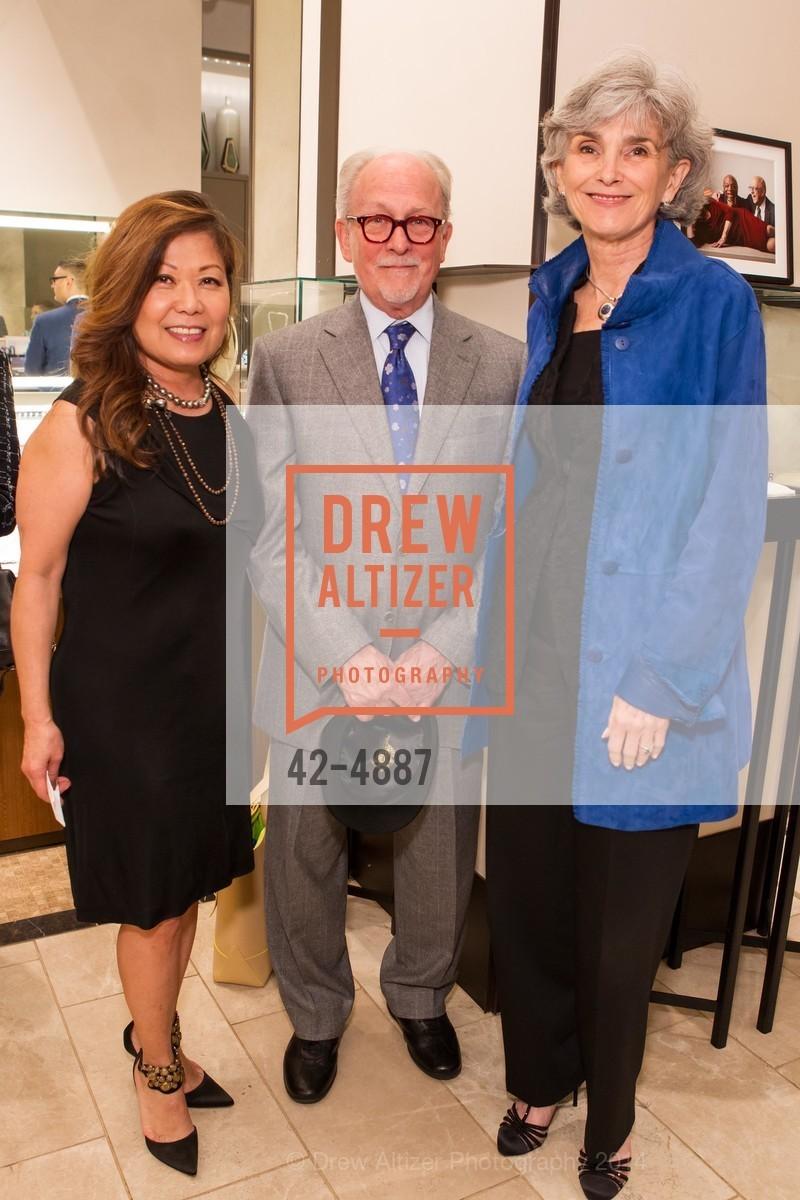 Nancy Nishimura, Jim Larson, Sue Illston, Photo #42-4887