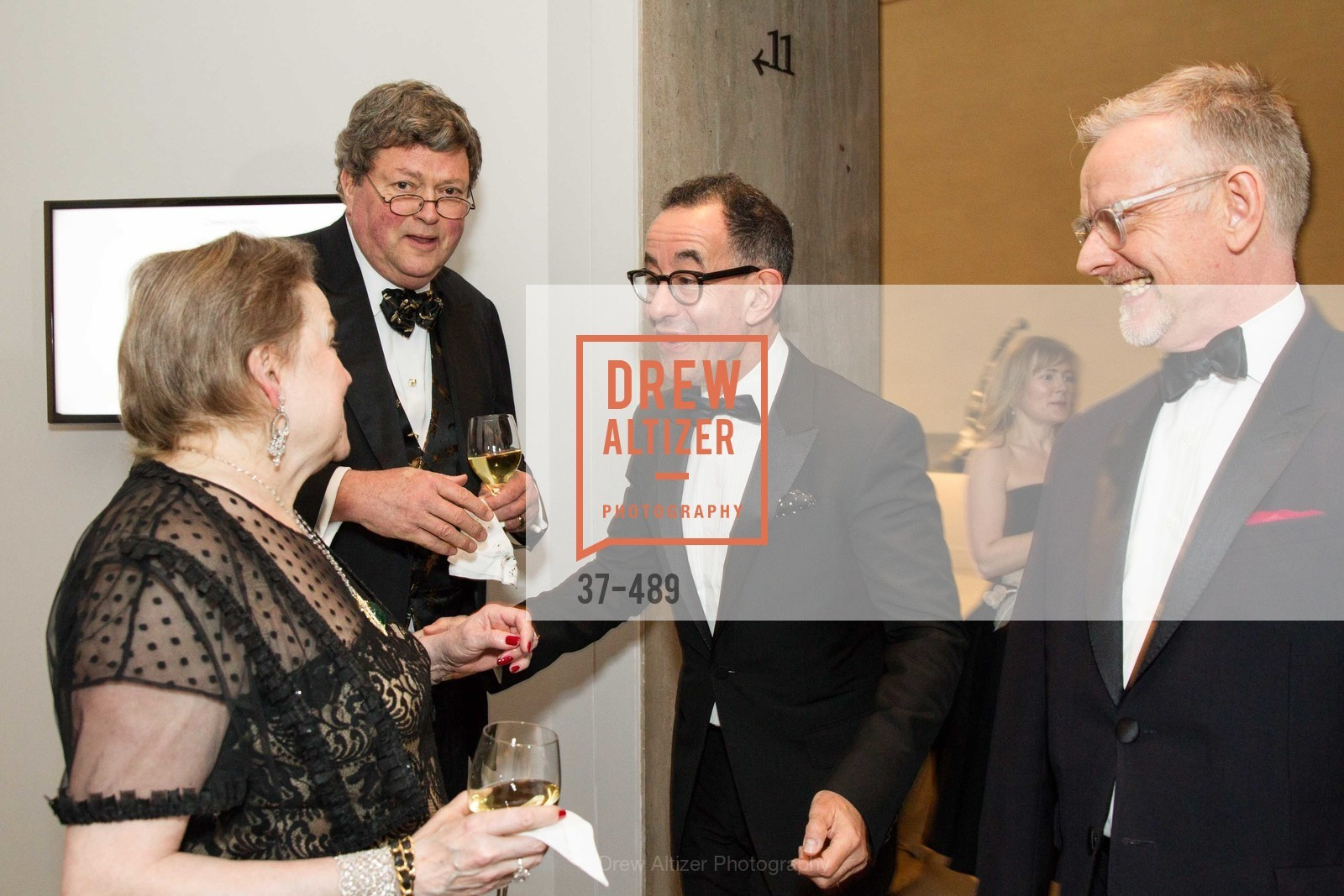 John Gunn, Cynthia Gunn, Colin Bailey, Martin Chapman, The Salon Doré from the Hôtel de La Trémoille Private Dinner, US. The Battery, April 1st, 2014,Drew Altizer, Drew Altizer Photography, full-service agency, private events, San Francisco photographer, photographer california