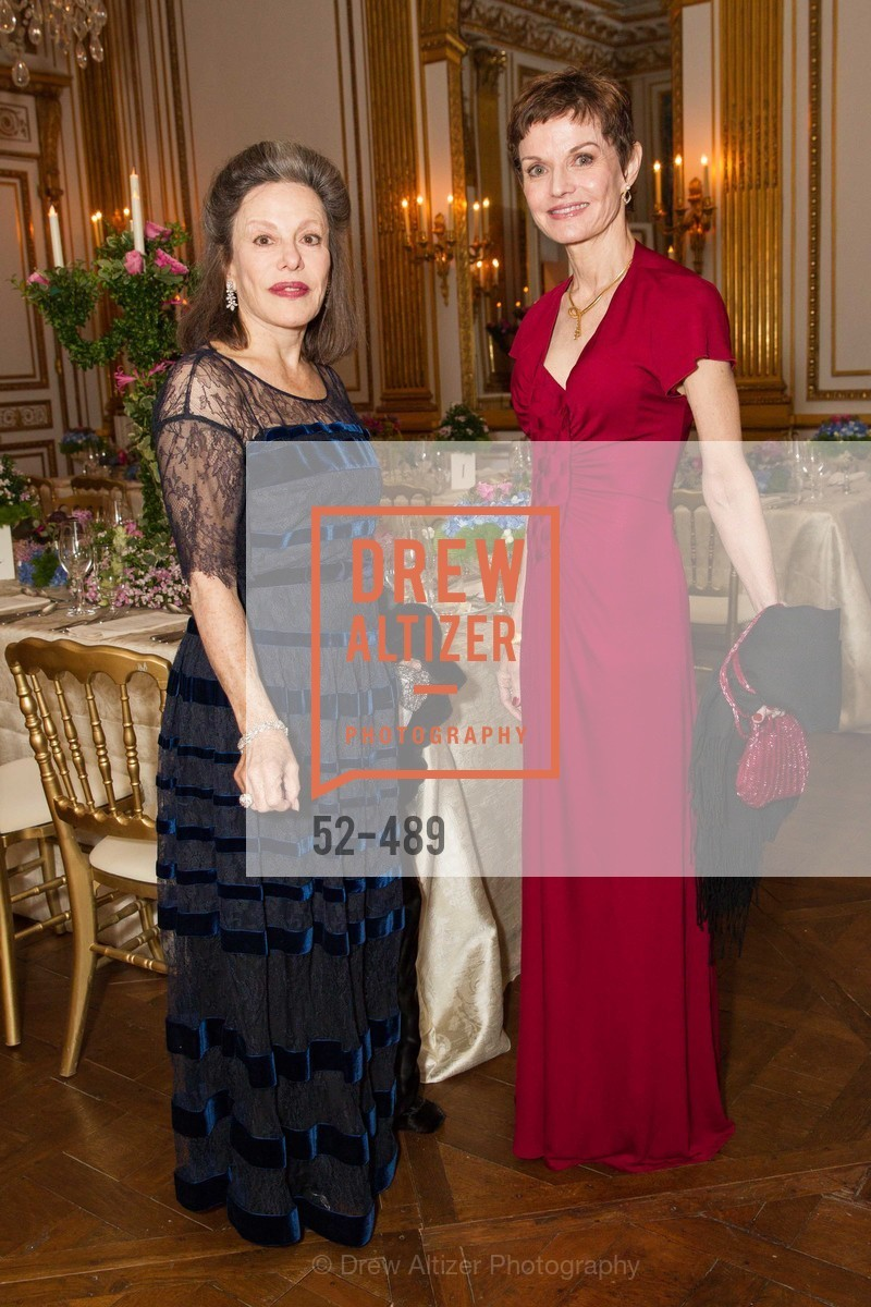 Francoise Skurman, Denise Littlefield Sobel, The Salon Doré from the Hôtel de La Trémoille Private Dinner, US. The Battery, April 1st, 2014,Drew Altizer, Drew Altizer Photography, full-service agency, private events, San Francisco photographer, photographer california
