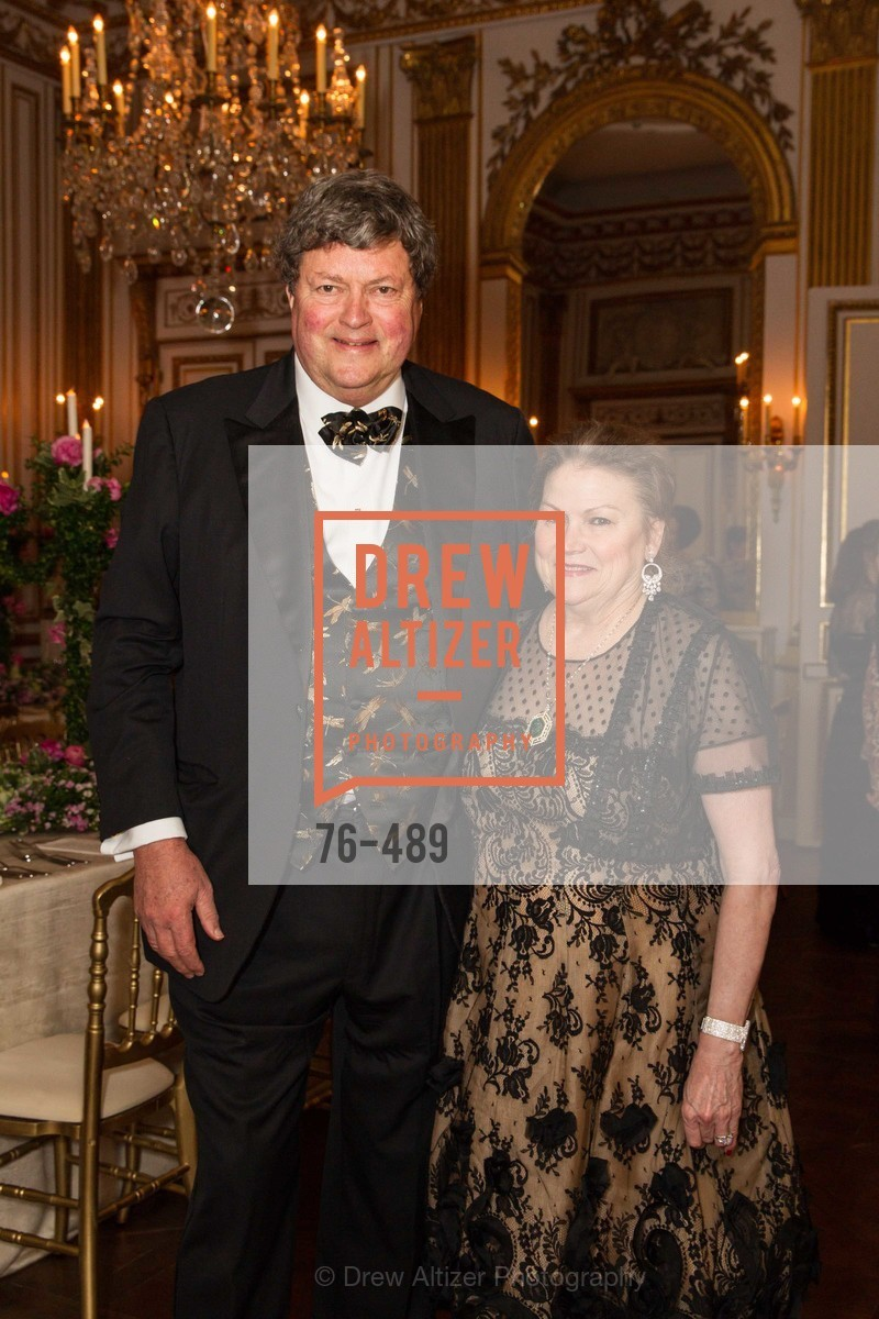 John Gunn, Cynthia Gunn, The Salon Doré from the Hôtel de La Trémoille Private Dinner, US. The Battery, April 1st, 2014,Drew Altizer, Drew Altizer Photography, full-service agency, private events, San Francisco photographer, photographer california