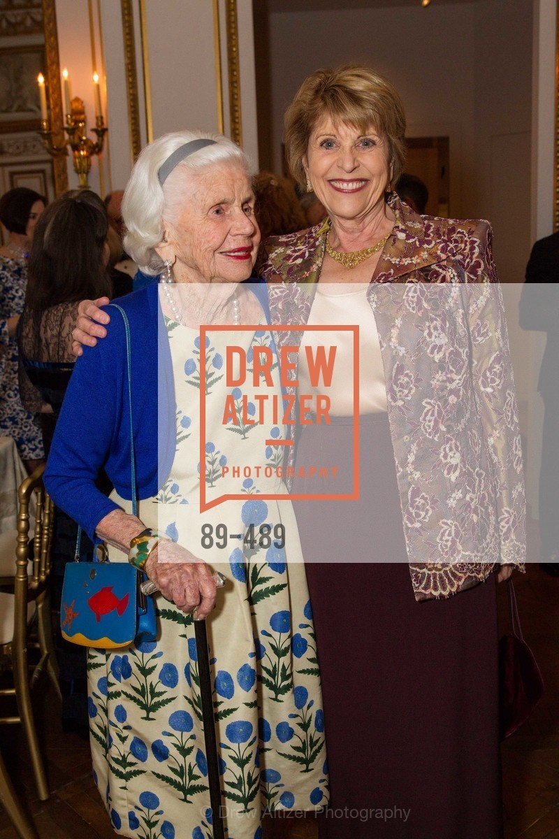 Connie Peabody, Dagmar Dolby, The Salon Doré from the Hôtel de La Trémoille Private Dinner, US. The Battery, April 1st, 2014,Drew Altizer, Drew Altizer Photography, full-service agency, private events, San Francisco photographer, photographer california