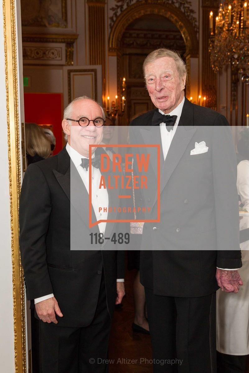 Andrew Skurman, Adolphus Andrews, The Salon Doré from the Hôtel de La Trémoille Private Dinner, US. The Battery, April 1st, 2014