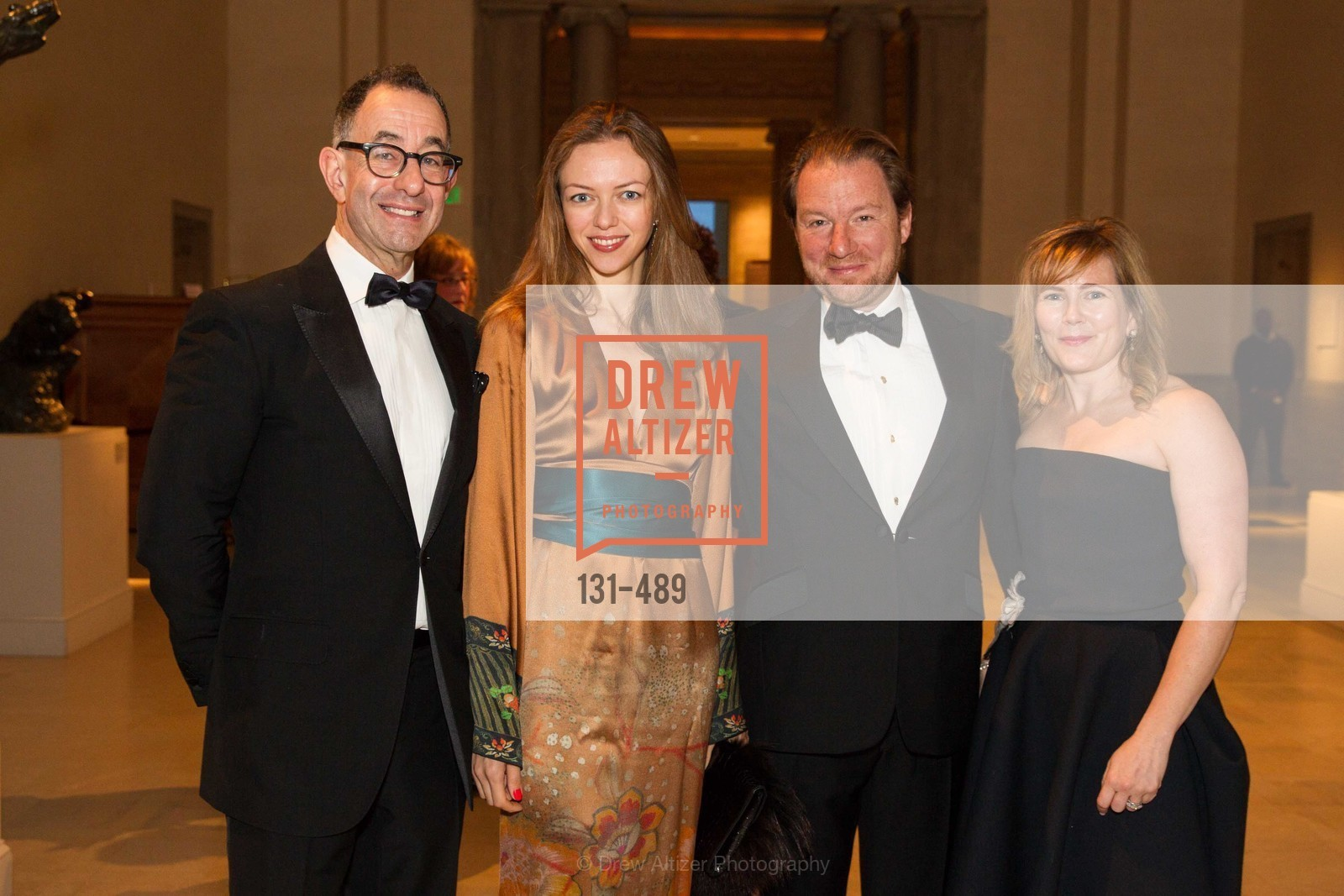 Colin Bailey, Marina Steinitz, Benjamin Steinitz, Maria Santangelo, The Salon Doré from the Hôtel de La Trémoille Private Dinner, US. The Battery, April 1st, 2014,Drew Altizer, Drew Altizer Photography, full-service agency, private events, San Francisco photographer, photographer california