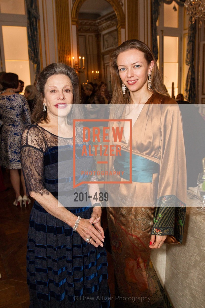 Francoise Skurman, Marina Steinitz, The Salon Doré from the Hôtel de La Trémoille Private Dinner, US. The Battery, April 1st, 2014,Drew Altizer, Drew Altizer Photography, full-service agency, private events, San Francisco photographer, photographer california