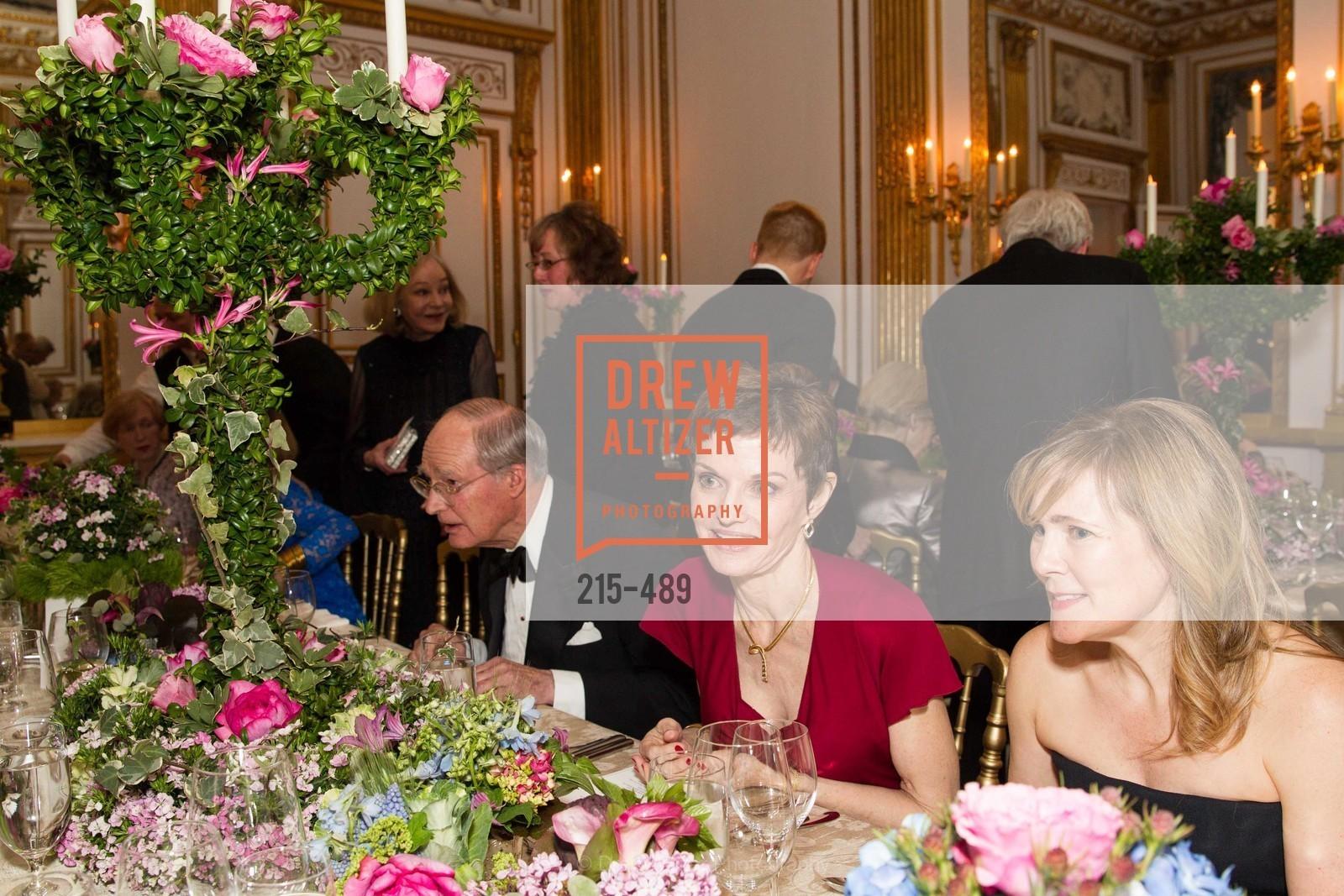 Denise Littlefield Sobel, Maria Santangelo, The Salon Doré from the Hôtel de La Trémoille Private Dinner, US. The Battery, April 1st, 2014