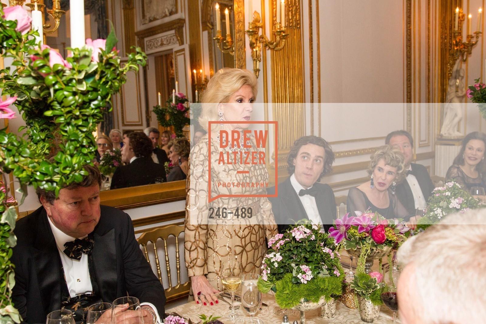 Dede Wilsey, The Salon Doré from the Hôtel de La Trémoille Private Dinner, US. The Battery, April 1st, 2014,Drew Altizer, Drew Altizer Photography, full-service agency, private events, San Francisco photographer, photographer california
