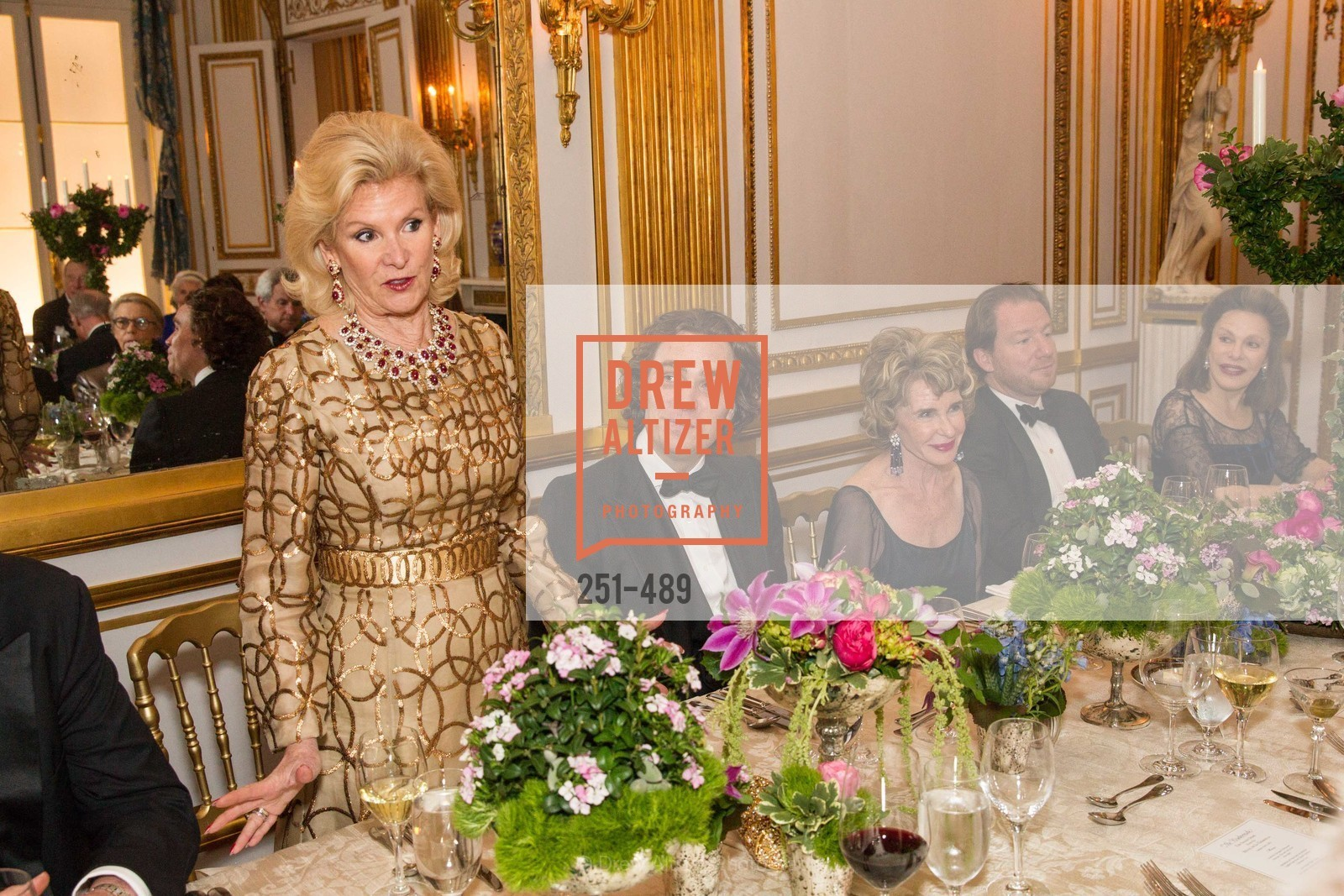Dede Wilsey, The Salon Doré from the Hôtel de La Trémoille Private Dinner, US. The Battery, April 1st, 2014,Drew Altizer, Drew Altizer Photography, full-service event agency, private events, San Francisco photographer, photographer California
