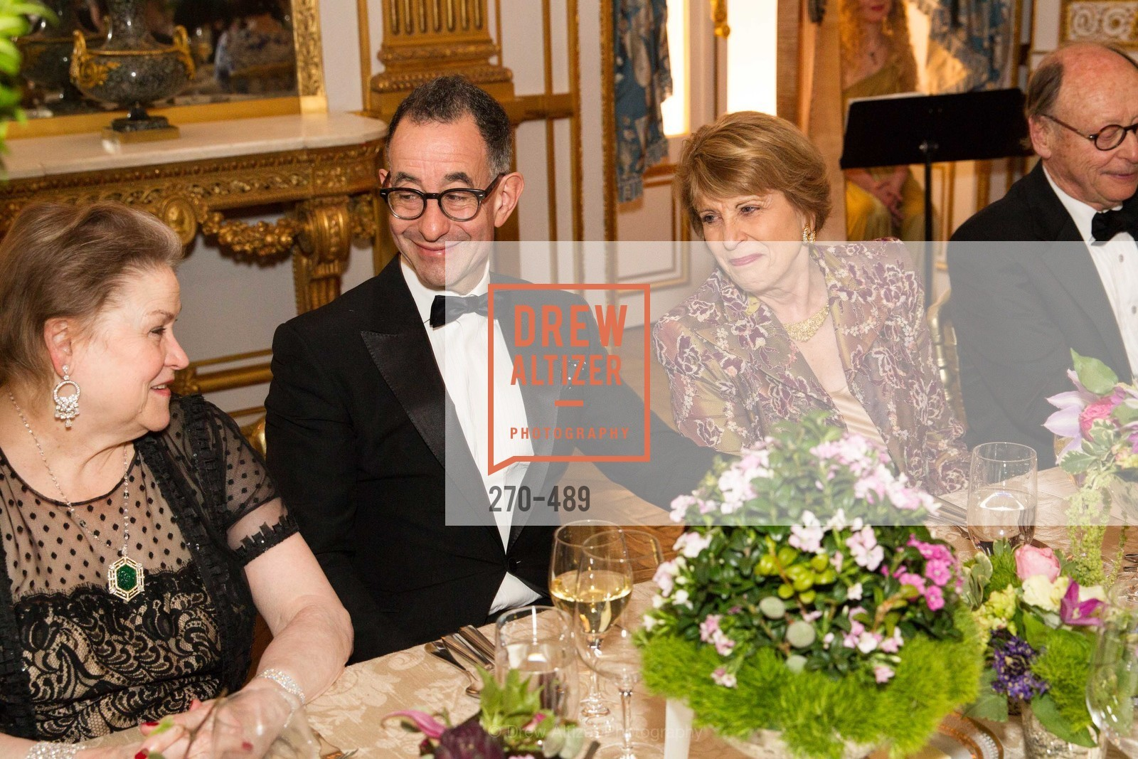 Cynthia Gunn, Colin Bailey, Dagmar Dolby, The Salon Doré from the Hôtel de La Trémoille Private Dinner, US. The Battery, April 1st, 2014,Drew Altizer, Drew Altizer Photography, full-service agency, private events, San Francisco photographer, photographer california