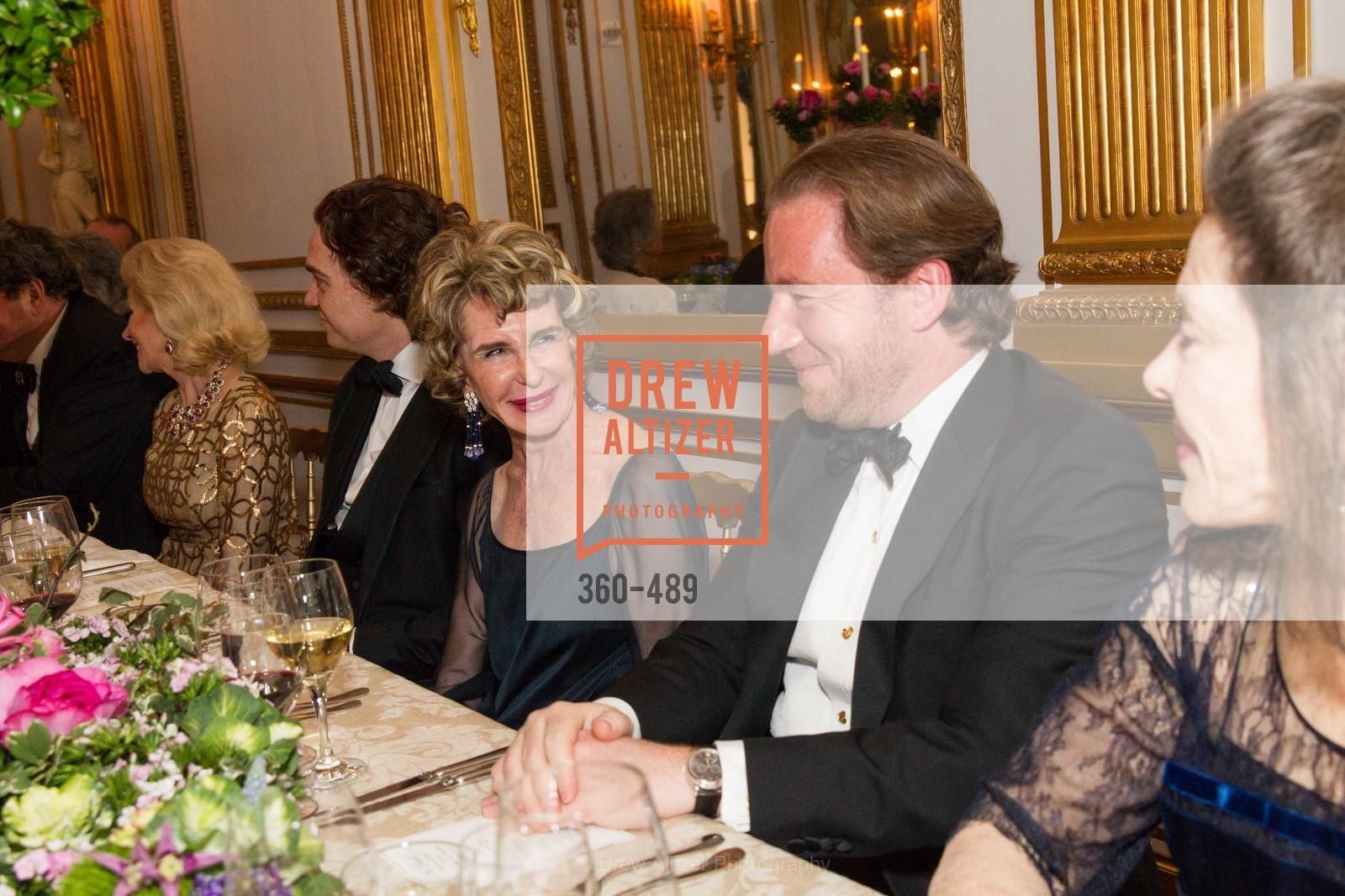 Lucy Hamilton, The Salon Doré from the Hôtel de La Trémoille Private Dinner, US. The Battery, April 1st, 2014