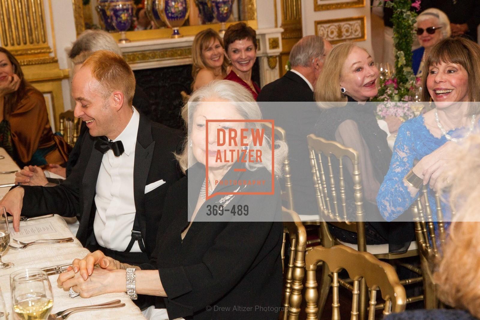Alan Wintermute, Denise Hale, The Salon Doré from the Hôtel de La Trémoille Private Dinner, US. The Battery, April 1st, 2014,Drew Altizer, Drew Altizer Photography, full-service agency, private events, San Francisco photographer, photographer california