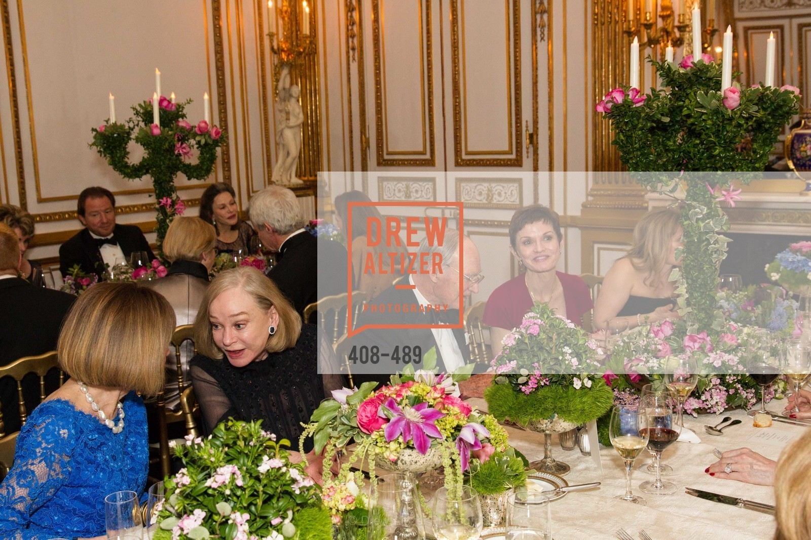 Gretchen Kimball, The Salon Doré from the Hôtel de La Trémoille Private Dinner, US. The Battery, April 1st, 2014,Drew Altizer, Drew Altizer Photography, full-service agency, private events, San Francisco photographer, photographer california
