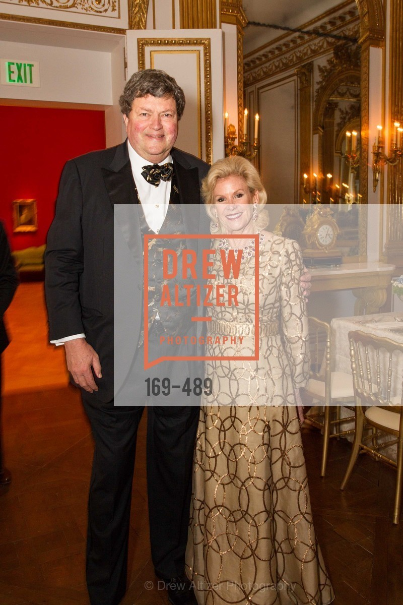John Gunn, Dede Wilsey, The Salon Doré from the Hôtel de La Trémoille Private Dinner, US. The Battery, April 1st, 2014,Drew Altizer, Drew Altizer Photography, full-service event agency, private events, San Francisco photographer, photographer California