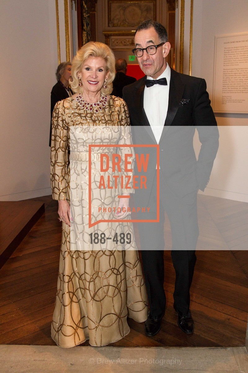 Dede Wilsey, Colin Bailey, The Salon Doré from the Hôtel de La Trémoille Private Dinner, US. The Battery, April 1st, 2014,Drew Altizer, Drew Altizer Photography, full-service agency, private events, San Francisco photographer, photographer california