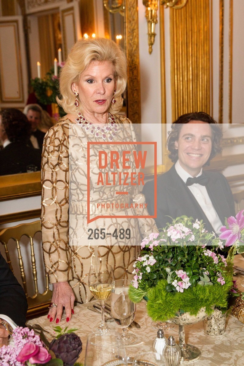 Dede Wilsey, The Salon Doré from the Hôtel de La Trémoille Private Dinner, US. The Battery, April 1st, 2014,Drew Altizer, Drew Altizer Photography, full-service agency, private events, San Francisco photographer, photographer california
