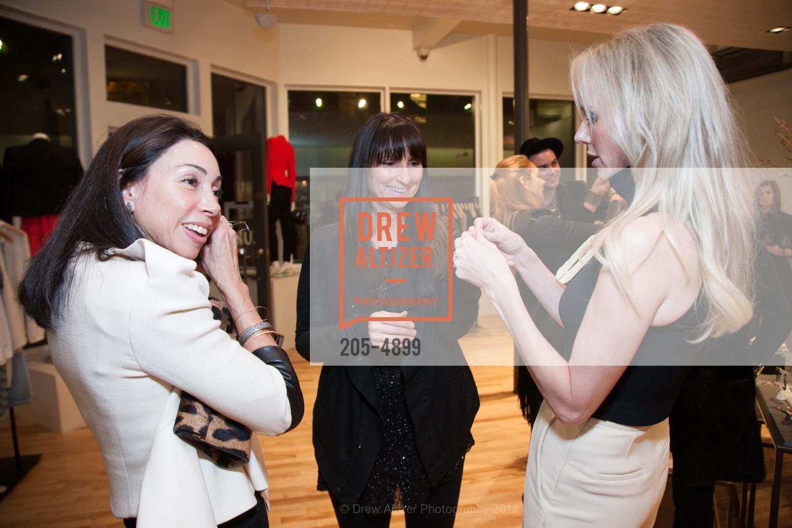 Gina Peterson, Rona Pfeiffer, Vanessa Getty, Photo #205-4899