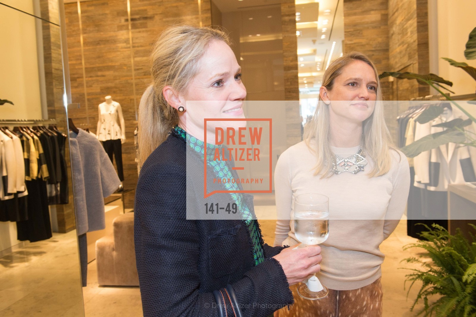 Camille Marks, Ellie Pollak, Luncheon Hosted by Max Mara, Max Mara. 175 Post St, San Francisco, CA 94108, April 21st, 2015,Drew Altizer, Drew Altizer Photography, full-service agency, private events, San Francisco photographer, photographer california